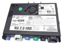 Factory GM Multimedia NG 2.0 HMI Module W/Europe Navigation System Display