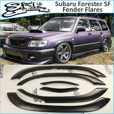 Subaru Forester Fender Flares Set Forester SF Wheel Arch Trim Kit 6pcs SF5 STI