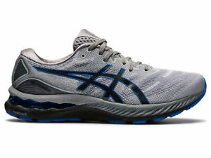 Scarpe da Running Asics gel Nimbus 23 per Uomo Corsa Ammortizzate Neutre Grey