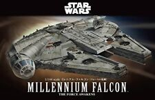 Bandai Star Wars 1/144 Scale  Millennium Falcon (Force Awakening) Free Shipping