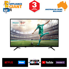 HiSense 55P4 55inch LED LCD Smart TV Series 4 Netflix Youtube - New 2018