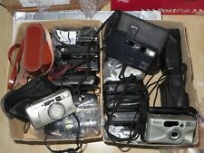 Job Lot of working film cameras - 35mm & APS - Canon, Minolta, Pentax, Konica, N