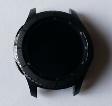 Samsung Galaxy Gear S3 Frontier VERIZON SmartWatch FACE ONLY wt BACK CRACK LINES