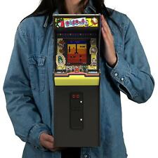 Official Dig Dug Quarter Size Arcade Cabinet (17 inches tall)