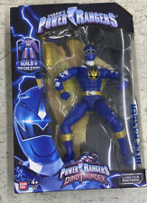 "Mighty Morphin Power Rangers Dino Thunder Blue 6"" Figure Megazord Legacy NIH"