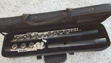 Berkeley Black ABS Wooden tone Flute never Leak pads 17 Keys Low B Surprise!!FRE