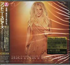 BRITNEY SPEARS-GLORY: JAPAN TOUR EDITION-JAPAN ONLY 2 CD Ltd/Ed G29