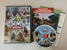 The Sims 3 Pets Expansion Pack (PC / MAC DVD)  ~SUPER FAST DISPATCH~