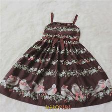 Wild Rose & Sparrow Elegant Women's Lolita Dress JSK Sleeveless Suspender Dress