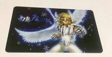 Carte dragon ball - card style morinaga wafer card saint  seiya *3
