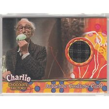 CATCF Charlie and the Chocolate Factory Costume Card Grandpa Joe 221/530