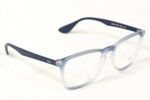 Ray-Ban New Authentic RX RB 7074-5601 Eyeglasses Frames Blue Gradient 50-18-145