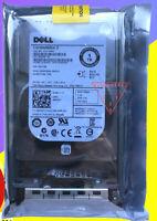 "Dell 1TB 6G 7.2K 2.5"" SAS 09W5WV 9RZ268-150 ST91000640SS HDD Hard Drive W/ TRAY"