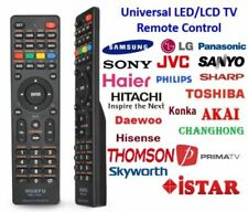 NEW All-in-One Universal TV Remote Control Replacement for LG Samsung Haier USA