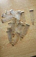 1 PAMPILLE A BÂTONNETS EN VERRE LUSTRE ACCESSOIRE AU CHOIX PARMI 150 haut 6,3 cm