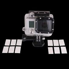 8 Sheet Antifog Waterproof Demister Inserts for Sport DV Camera Gopro HD Hero