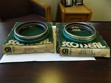 WHOLESALE LIQUIDATION CR INDUSTRIES 35072 & 35072-S SCOTSEAL LOT OF 2 NOS IN BOX