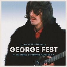 GEORGE FEST A Night To Celebrate The Music Of George Harrison 2CD/BLU-RAY NEW