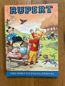 Rupert The Bear  Annual 1978 - The Daily Express Annual