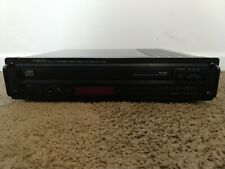 Carver Sd/A-390t Five Disc Cd Changer Player Vacuum Tube Hi-Fi *Tested - Works*