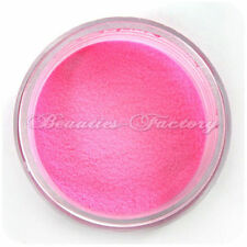 Decorazioni rosa glitter per unghie
