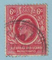 EAST AFRICA AND UGANDA PROTECTORATES  3  USED - NO FAULTS VERY FINE!