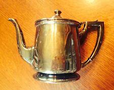Vintage Silverplate Teapot- EPNS- World Libby