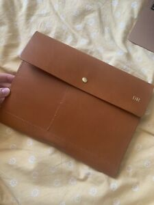 Mark And Graham LEATHER TECH ENVELOPE
