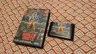 Ghouls N Ghosts Sega Mega Drive Game Boxed