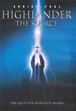 HIGHLANDER - THE SOURCE (MAPLE) (DVD)
