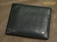 Montblanc 38036 Westside Black Leather Men's Wallet