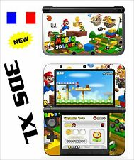 SKIN STICKER AUTOCOLLANT DECO POUR NINTENDO 3DSXL REF 176 SUPER MARIO LAND 3D