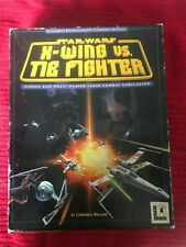 PC GAME X-WING VS TIE FIGHTER BIG BOX