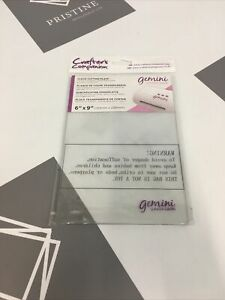 Crafter's Companion Gemini Accessories - Clear Cutting Plate,