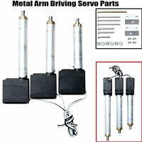 Neu Upgrade-Zubehörsatz Metallarm-Antriebsservoteile für Huina 1550 RC-Bagger