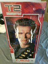 Sideshow Terminator T-800 Premium Format.