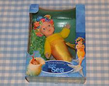 Anne Geddes Bean Filled Doll - Under The Sea Mermaid - BNIB - Dolls/Toys