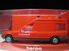 HERPA 187404 MB 200 E KTW Feuerwehr mit Miesen-Au FEUERWEHR NEU&OVP SC-1856