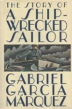 """GABRIEL GARCIA MARQUEZ """"The Story of a Shipwrecked Sailor"""" SIGNED First Printing"""