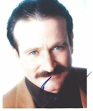 Robin Williams signed 8x10 color photo