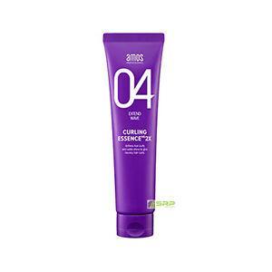 2EA of AMOS Curling Essence 2X 40ml (Net 80ml) Curl Enhancing Cream Long Lasting