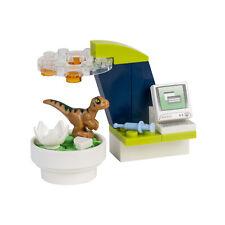 LEGO Jurassic World: Crear Un Dinosaurio Labratory
