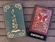 Tomorrowland 2019 - Treasure Case And Book- The Book Of Wisdom The Return