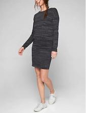 Athleta Avenues Dress NWOT Small Black Current Season!
