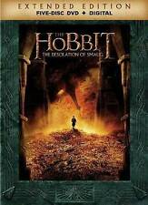 The Hobbit Desolation of Smaug ~ BRAND NEW EXTENDED DVD EDITION + BONUS FEATURES