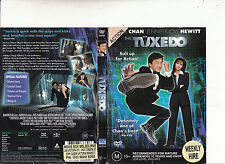 The Tuxedo-2003-Jackie Chan-Movie-DVD