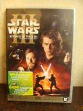 2 DVD - STAR WARS III - Revenge of the Sith - 2005 - Français / Anglais