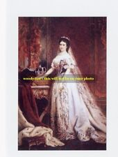 mm310 - Empress Elisabeth of Austria/Hungary - Sissy- portrait - Royalty photo