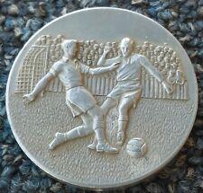 FOOTBALL, FUSSBALL, CALCIO - VINTAGE PLAQUE, MEDAL - STOKES !