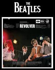 "The Beatles Revolver Alternate Back Cover 14 x 11"" Photo Print"